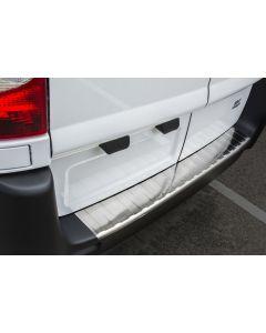 bumperbeschermlijst bumper beschermer fiat scudo van 2007, 2008, 2009, 2010, 2011, 2012, 2013, 2014, 2015, 2016