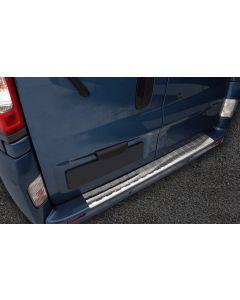 bumperbeschermlijst bumper beschermer renault trafic 2001, 2002, 2003, 2004, 2005, 2006, 2007, 2008, 2009, 2010, 2011, 2012, 2013, 2014