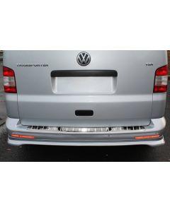 bumperbeschermlijst bumper beschermer volkswagen t5 transporter 2003, 2004, 2005, 2006, 2007, 2008, 2009, 2010, 2011, 2012, 2013, 2014, 2015