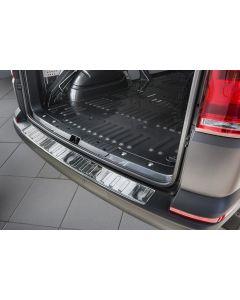bumperbeschermlijst bumper beschermer volkswagen t6 transporter 2015, 2016, 2017, 2018, 2019, 2020